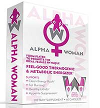 ALPHA WOMAN Fat Burner