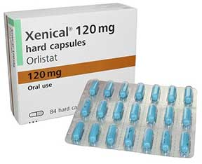 Xenical tablets are prescription only